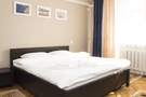 Serviced one-room apartment in Almaty, 71, Dostyk str.