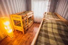 Bunk Bed in Female Dormitory Room | Astana