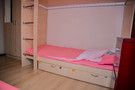 Bed in Female Dormitory Room | Almaty