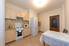 A beautiful 1-bedroom apartment