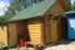 Домики деревянные