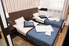Standard double room with 2 single beds