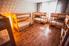Двухъярусная кровать в общем номере для мужчин